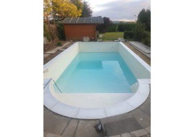 Refurbished Fibreglass Pool