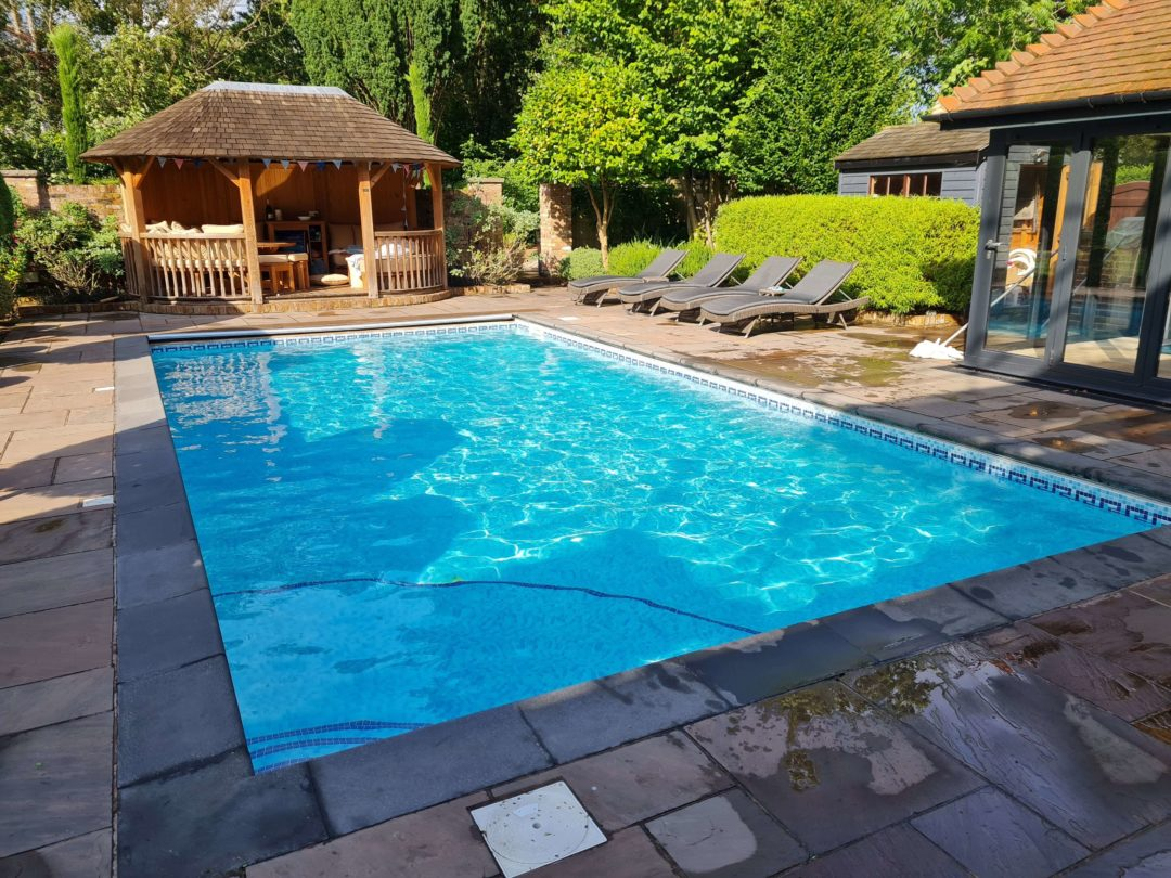 swimming pool installation east sussex