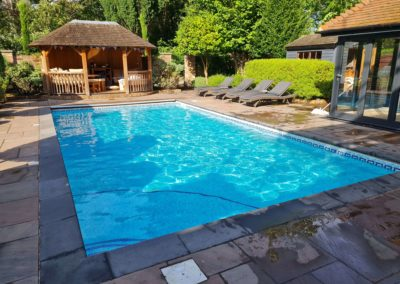 New Swimming Pool Construction, East Sussex